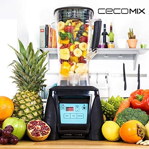 Batidora Vaso Cecomix Power Titanium Premium 4050