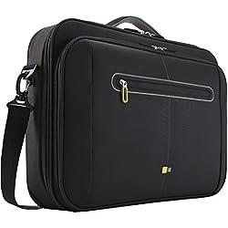 """Case Logic PNC218 Sacoche en nylon pour Ordinateur portable 17""""-18"""" Noir"""