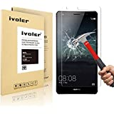 Huawei Mate S Protection écran, iVoler® Film Protection d'écran en Verre Trempé Glass Screen Protector Vitre Tempered pour Huawei Mate S- Dureté 9H, Ultra-mince 0.20 mm, 2.5D Bords Arrondis- Anti-rayure, Anti-traces de doigts,Haute-réponse, Haute transparence- Garantie de Remplacement de 18 Mois