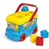 Clementoni 14395.5 Le Bus des Formes de Mickey