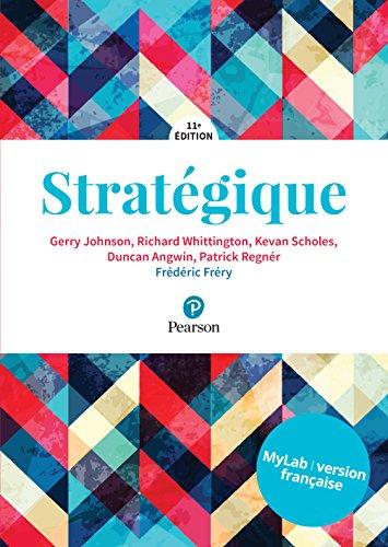 Stratégique 11e édition + MyLab | version française