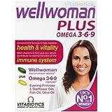 Vitabiotics Wellwoman Multivitamin Plus Omega 3, 6 and 9, 56 Tablets