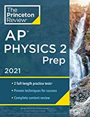 Princeton Review AP Physics 2 Prep, 2021