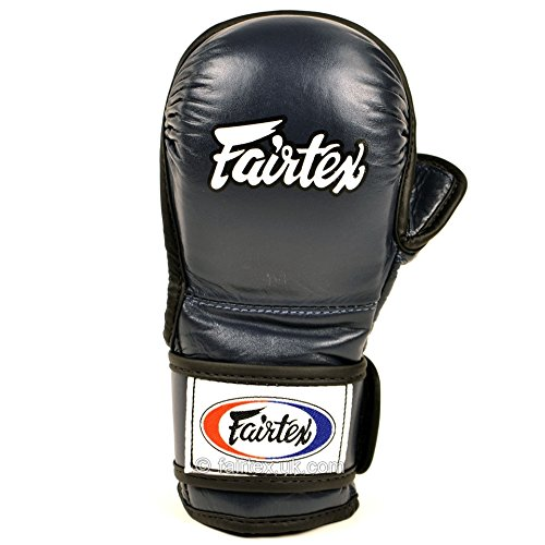 Fairtex FGV15 MMA Sparring Gloves Blue