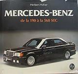 Mercedes-benz de la 190 à la 560 sec