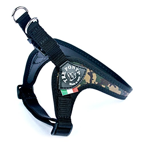 Tre Ponti R265MM Easy Fit, Taglia 3.5, Camoflage