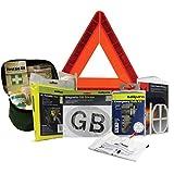 Rhino Automotive© Sicherheit Ausland EU Europäische Essential Reise- und Pannen Set rw1684
