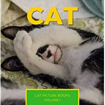 Cat (Cat Picture Books Book 1) (English Edition)