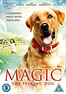 Magic The Talking Dog [DVD]