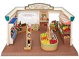 Sylvanian Families 5049 - Supermarkt Bei Schleichers, Puppenhaus, Mehrfarbig