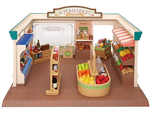 Sylvanian Families 5049 - Supermarkt