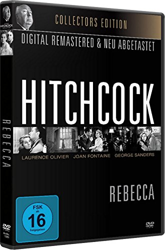 Bild von Alfred Hitchcock: Rebecca (1940) [Collector's Edition] [DVD]