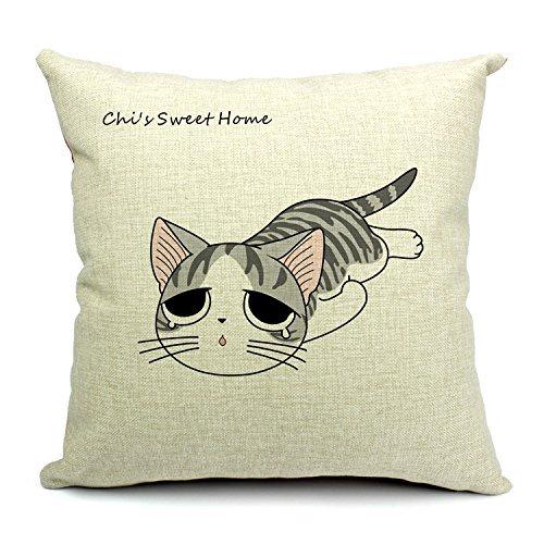 jtartstore-chi-s-sweet-home-cartoon-cat-funny-emoji-animal-linen-cott-square-cotton-pillow-cases-pil