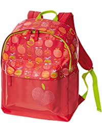 Preisvergleich für sigikid, Mädchen, Kinder Rucksack groß, Apfelherz, Rot, 24636