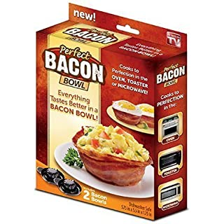 Allstar Marketing Group PN011124 Perfect Bacon Bowl - Quantity 6 by Allstar Marketing Group