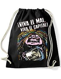 35mm - Mochila / Bolsa - La Bruja Averia Viva El Mal Viva El Capital -