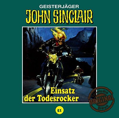 John Sinclair (51) Einsatz der Todesrocker (Jason Dark) Tonstudio Braun / Lübbe Audio 2016