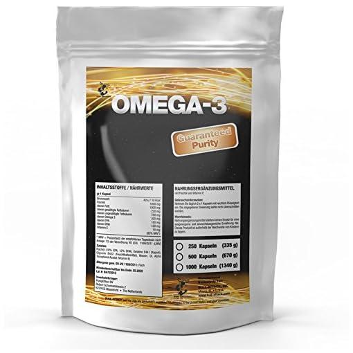 Omega 3 Bull Attack