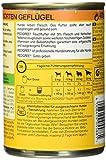 Pedigree Adult Hundefutter 3 Sorten Geflügel, 12 Dosen (12 x 400 g) - 6