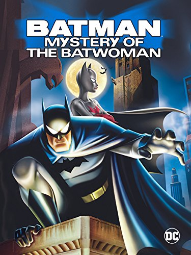 Image of Batman - Mystery of the Batwoman