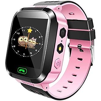 Kids Smartwatch, Watch para llamadas telefónicas, mensajes de voz ...