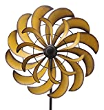 Grasekamp Windrad Garten Ibiza 8 Metall Big Windmühle Windfahne Windspiel