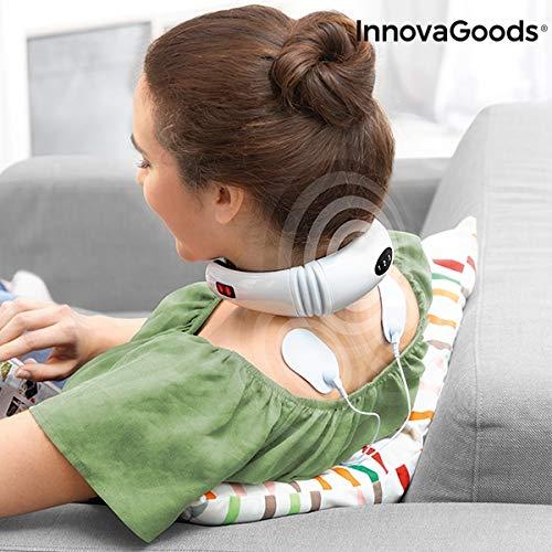 InnovaGoods Wellness Care - Masajeador Cuello