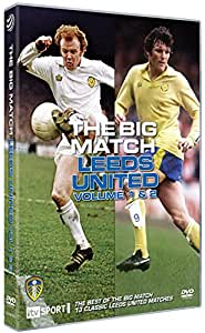 Leeds United: Big Match - Volume 1 And 2 [DVD]