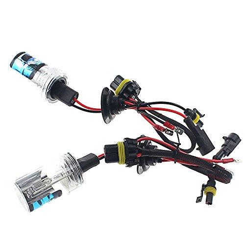 2PCS 35W HID Xenon Head Light Lampen Scheinwerfer Auto Fahrzeug Lampe H1H7H8/H9/H119006HB46000K