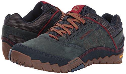 Merrell Annex, Men Low Rise Hiking Shoes, Multicolor (Blue Wing), 8 UK (42 EU)