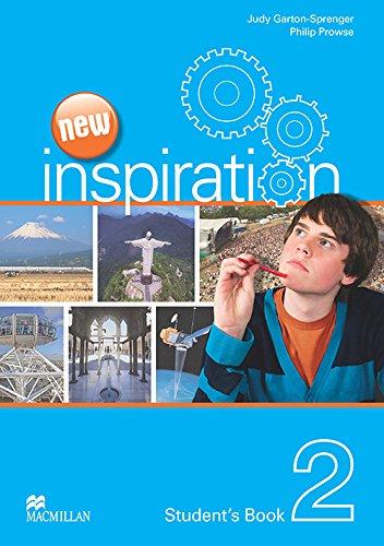 NEW INSPIRATION 2 Sb - 9780230408487