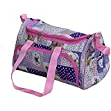 Annapurna Sales Baby Diaper Bag With Bottle Warmers And Baby Diaper Bag For Mother – Purple (Unisex)