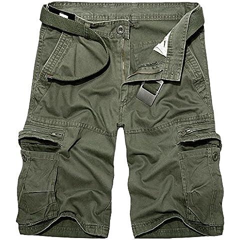HAKU -  Pantaloni  - cargo - Uomo