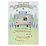 Hallmark, Hochzeit Humor 3D-Karte