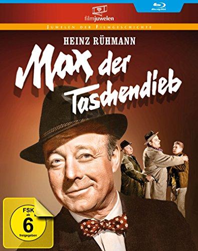 Max - Der Taschendieb - filmjuwelen [Blu-ray]