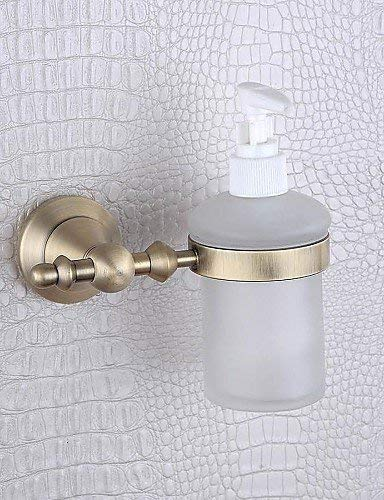 Tery Bronze-Bürsten-Nickel-Seifenspender Fit Badezimmer und Küche (Bürsten-nickel-seifenspender)
