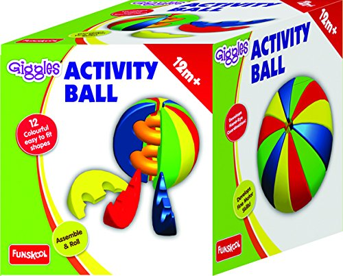 Funskool Blocks & Building Sets Funskool Activity Ball