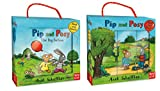 Pip and Posy Book and Blocks Set (Pip & Posy)
