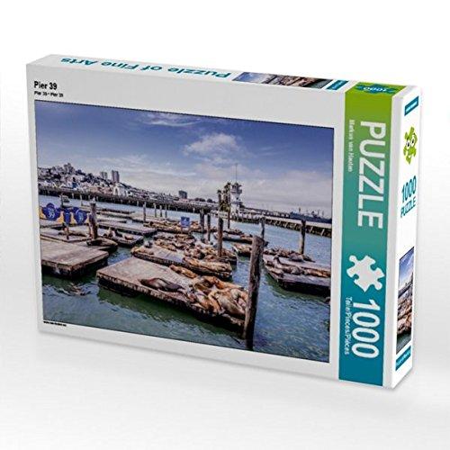 Pier 39 1000 Teile Puzzle quer