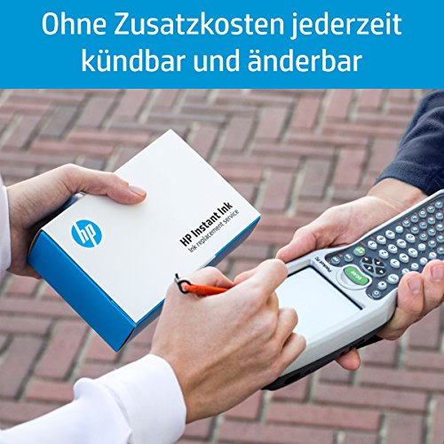 HP Envy 4525 Tintenstrahl-Multifunktionsdrucker - 5