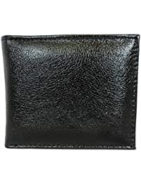 Apki Needs Mens Wallet Stylish, Fashionable And Textured Black Wallet