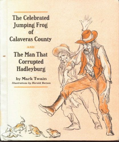 the characterization of the celebrated jumping frog of calaveras county by mark twain By mark twain (1835-1910) [from the saturday press, nov 18, 1865republished in the celebrated jumping frog of calaveras county, and other sketches (1867), by mark twain, all of whose works are published by harper.
