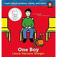 One Boy by Laura Vaccaro Seeger (2016-01-26)