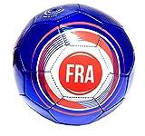 Francia Bandiera pratica palla da calcio ufficiale, misura 5fra