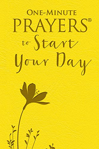 One-Minute Prayers® to Start Your Day (English Edition)