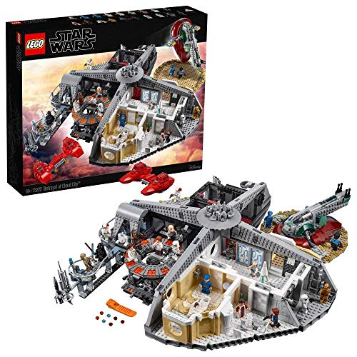 LEGO® Star WarsTM 21315 Verrat in Cloud CityTM
