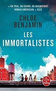 Les immortalistes par Chloé Benjamin