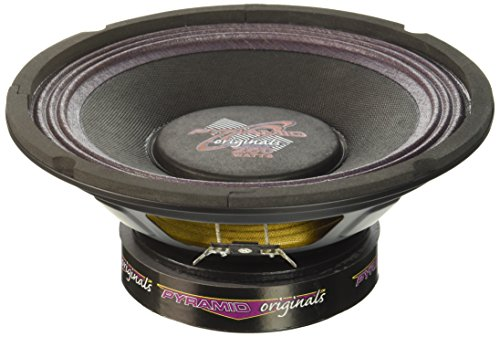 Pyramid 250W 8Ohm 8High Power Papiermembran Subwoofer High Power Paper Cone