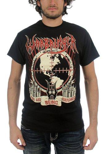 Warbringer -  T-shirt - Uomo nero Small