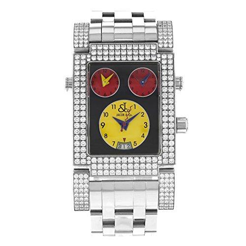 jacob-co-capri-c-3-475-factory-de-diamant-montre-a-quartz-unisexe